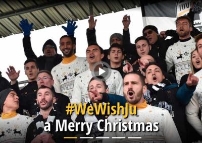 Juventus Christmas Song