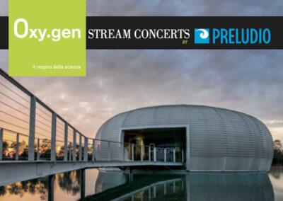 Oxy Gen Stream Concerts